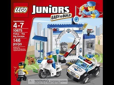 Police Lego Videos For Children | Lego Police | Toys For Kids - YouTube