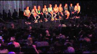"Joss Whedon and Cast Q&A ""Much Ado About Nothing"""