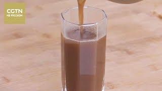 Черный чай с кокосовым молоком [Age 0+]