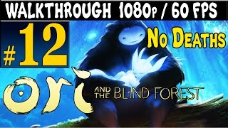 ORI And The Blind Forest Walkthrough - Part 12 Forlorn Ruins Gameplay 1080p 60FPS PC / Xbox One