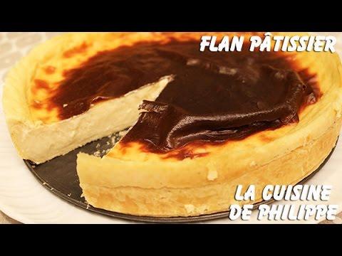 flan-pâtissier