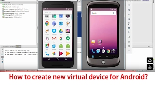 How To Create New Android Virtual Device (AVD) For Android Studio NEW 2017