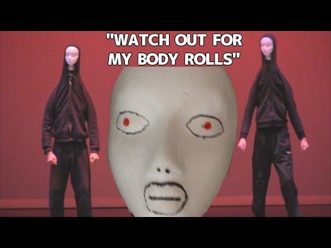 Tight Pants Body Rolls Live Performance