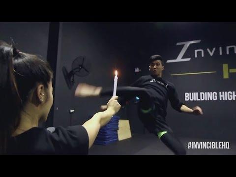 [HD] EXTREME KICKS & TRICKS TRAINING | INVX ATHLETE EDWIN