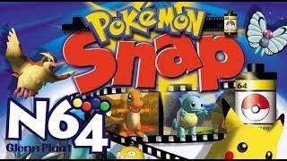 Pokemon Snap - Nintendo 64 Review - HD