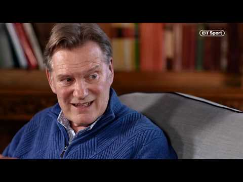 Glenn Hoddle reflects on his heart attack and his recovery