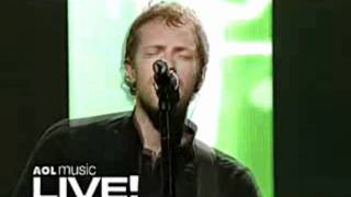 Coldplay - Low - Live Aol Music Concert 2005