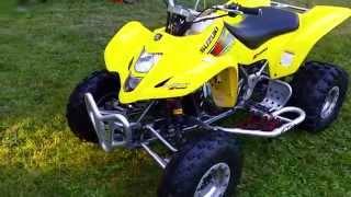 2003 XC Built LTZ400 Trail Quad