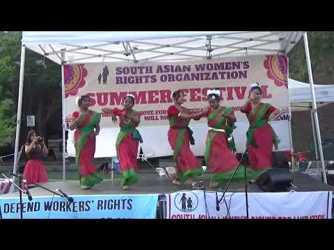 Dheem Tana | SAWRO Girls Dance Performance for SAWRO Summer Festival 2019