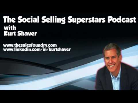 Peter Ostrow of The Aberdeen Group Talks About Social Selling.