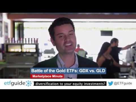 Battle of the Gold ETFs: GDX vs. GLD