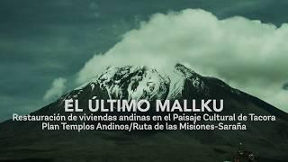 El Último Mallku, Restauración de fachadas viviendas en Tacora (2019) | Fundación Altiplano