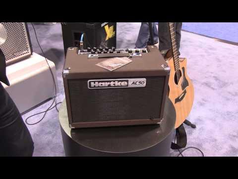 NAMM 2015: Samson Technologies-Hartke