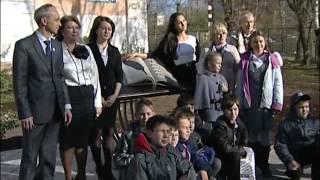 В Перми установили памятник книге