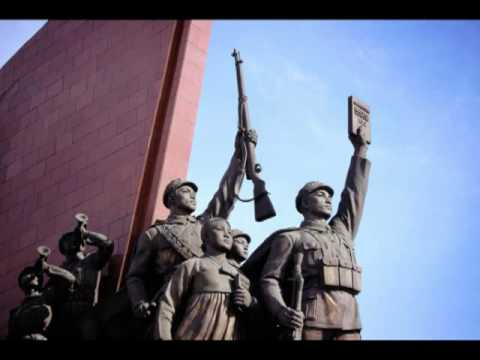 North Korean Song: We will Glorify Our Conviction of Victory!