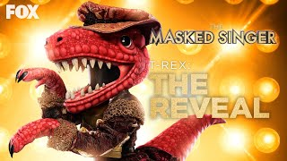 The T-Rex Is Revealed As JoJo Siwa | Season 3 Ep. 9 | THE MASKED SINGER