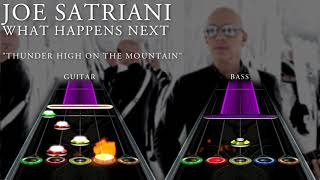 Joe Satriani - Thunder High On The Mountain (Clone Hero Chart Preview)