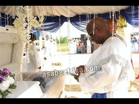 How CCC, Maranatha's Dr. Omololu Oladosu Was Buried in Lisa