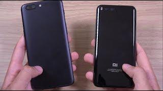 OnePlus 5 vs Xiaomi Mi6 - Speed Test!