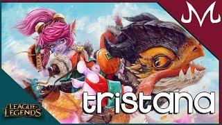 League of Legends - Tristana ADC