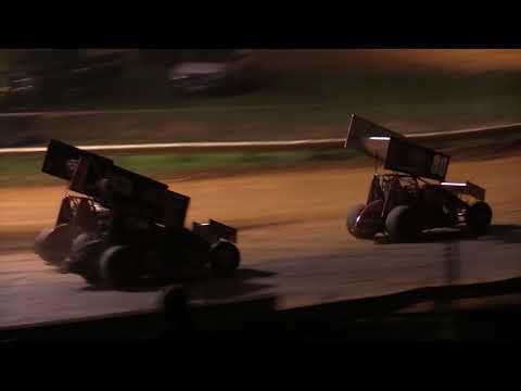 Virginia Sprint Series action at Natural Bridge Speedway 5-12-2018