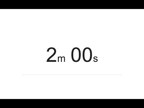 2 Mins Timer For Google Slides - 720p
