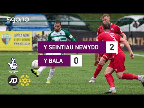 TNS Bala Town Goals And Highlights