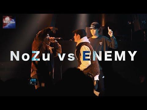 NoZu vs ENEMY/凱旋MCbattle × Nation Of Klang 本戦 @渋谷VUENOS