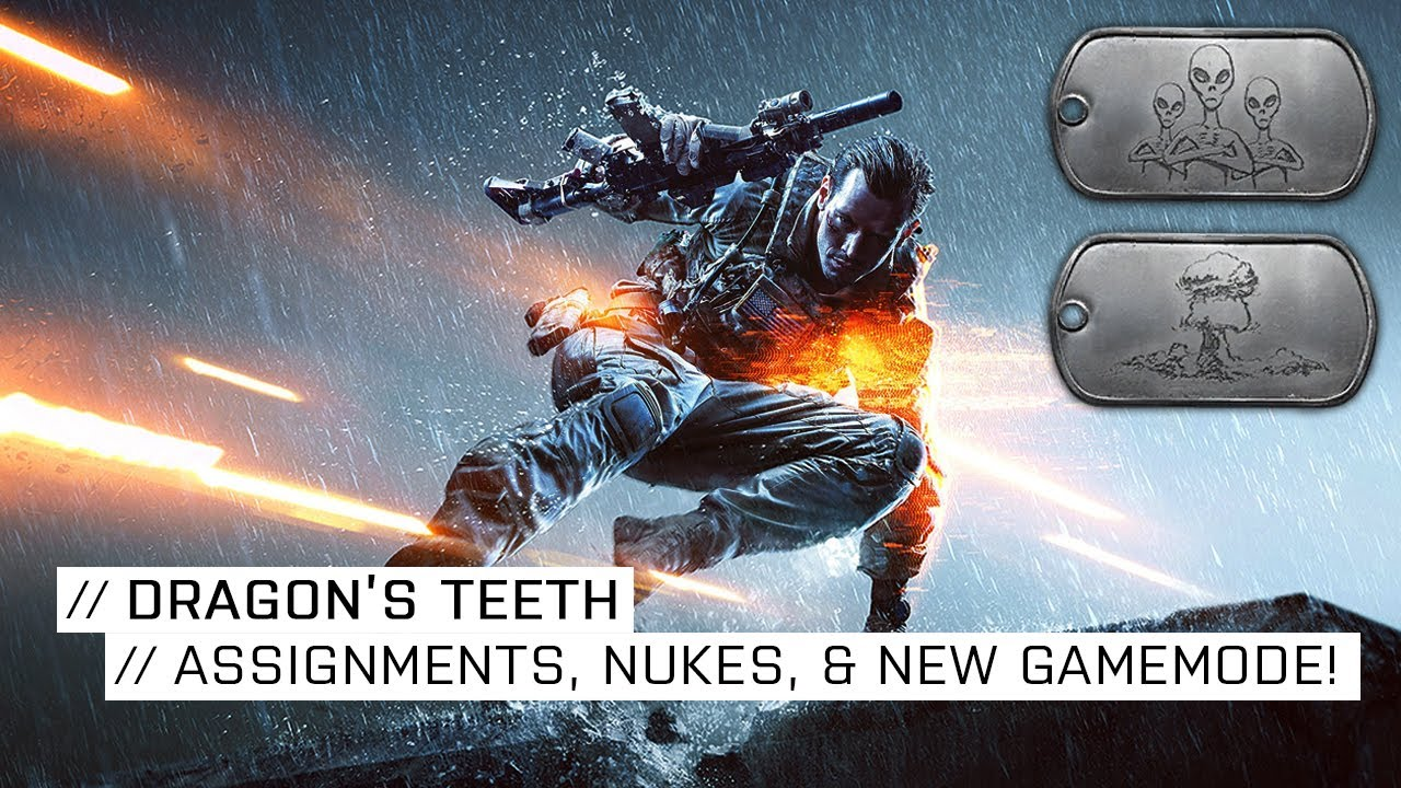 Battlefield 4: Dragon's Teeth Assignments Leaked, Nuclear Levolution, & New  Gamemode!   BF4 News