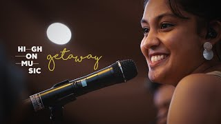 Kannodu Kaanbathellam - Arya Dhayal (Live) - High On Music Getaway