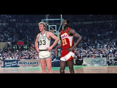 Boston Celtics - Atlanta Hawks (23.03.1990)