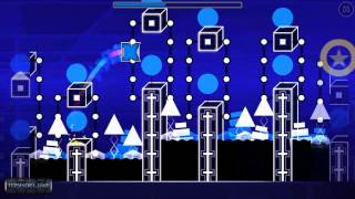 Geometry Dash [1.9] - Swing Drive - by ZelLink