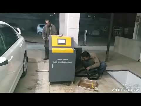 Catalytic converter cleaning- Honda civic customer review