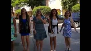 Любимая песня (#ЯратканЖырым) - Татарочки из Америки (Филадельфия)