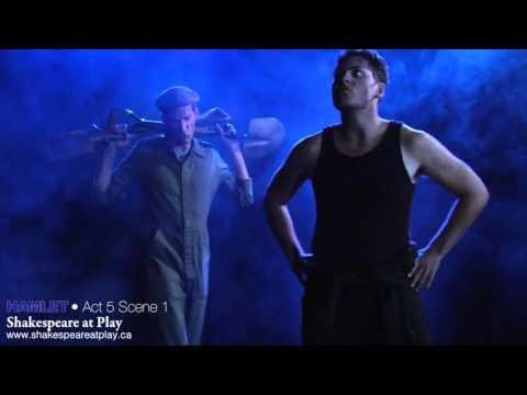 Hamlet • Act 5 Scene 1 • The Gravediggers