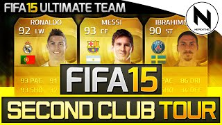 One of NepentheZ's most viewed videos: THE RICHEST CLUB IN FIFA!! - FIFA 15 Ultimate Team