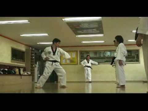World Champion teaching poomsae