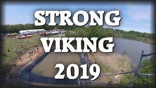 Strong Viking 2019 - Water Edition - Wächtersbach - Frankfurt am Main - 19 km - alle Hindernisse