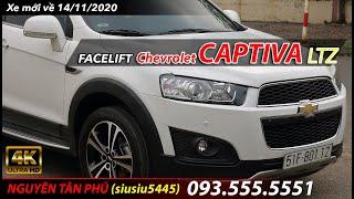 Chevrolet CAPTIVA LTZ bản Facelift còn như mới