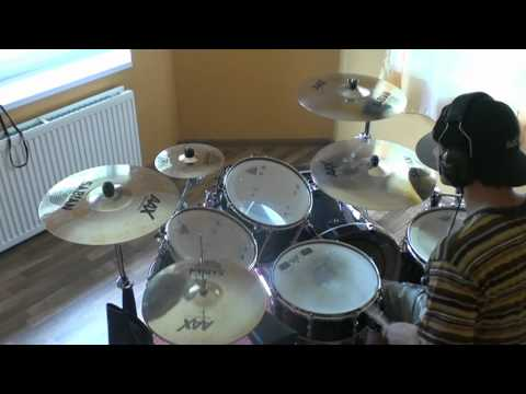 Airborne toxic event-All at once drum cover