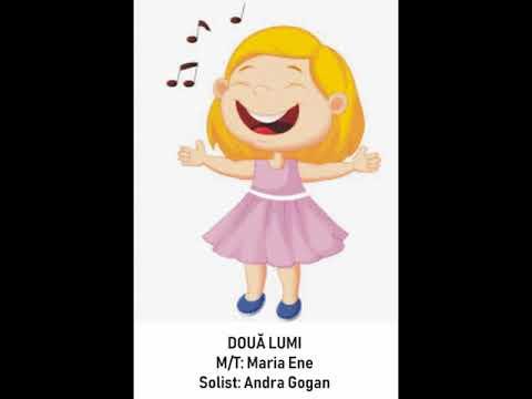 DOUĂ LUMI – Cantece pentru copii in limba romana