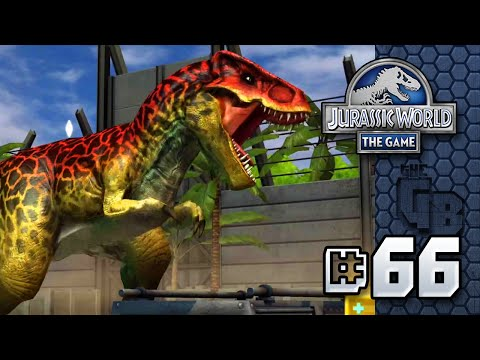 LEVEL UP!    Jurassic World - The Game - Ep 66 HD