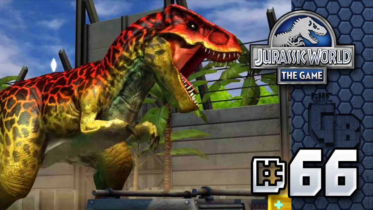 how to get brawlasaur in jurassic world the game