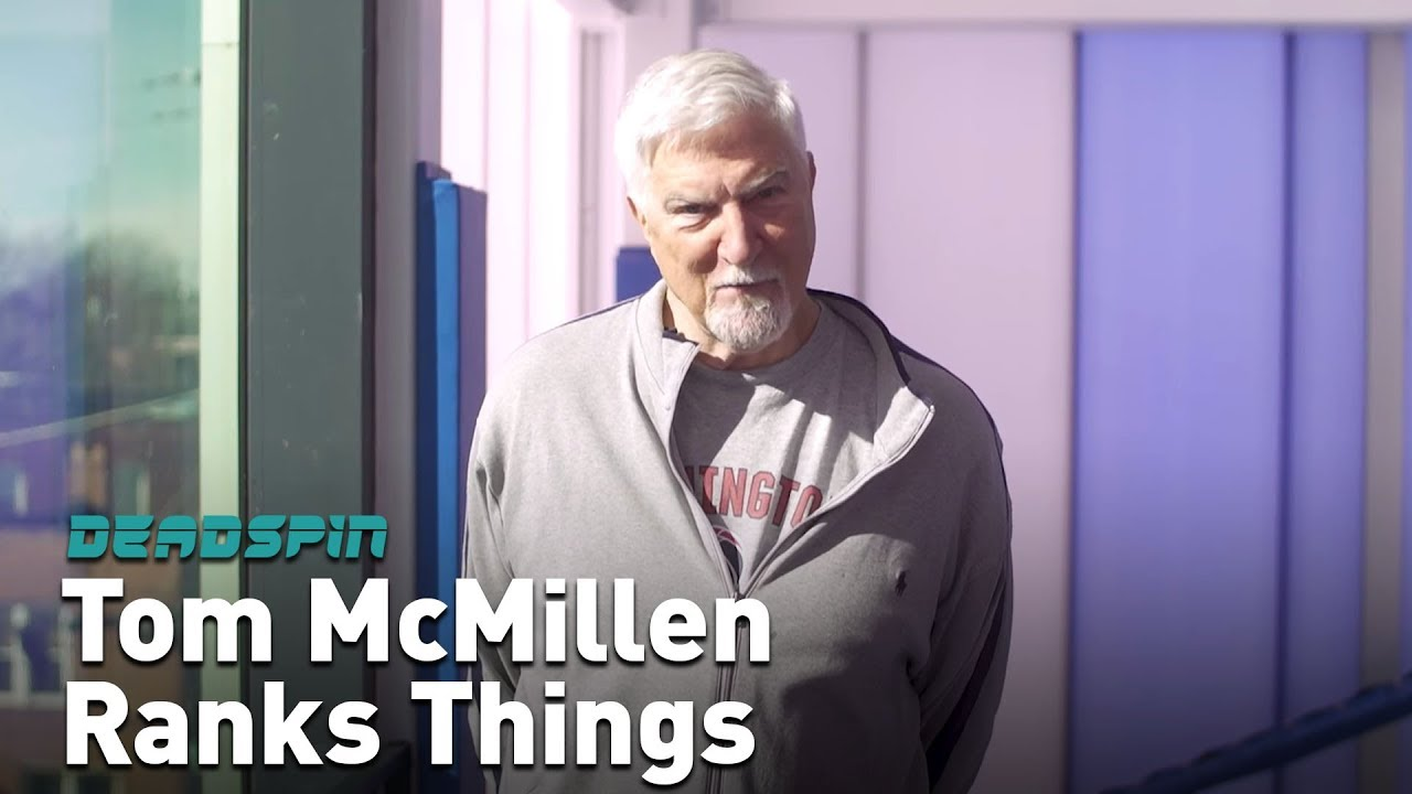 Former Olympic Basketball Player Tom McMilen | Olympians Rank Things