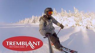 Mont Tremblant Ski Trip 2015