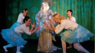"""""""Die Schneekoenigin"""" Diashow musicalbuehne Nürnberg 2010"""