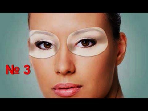 Рецепт Маска для кожи вокруг глаз от морщин Как омолодить кожу лица | № 3 | маскиотморщин edblack