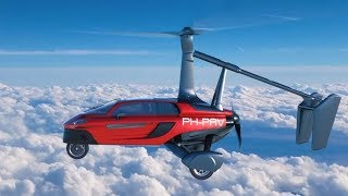 Flying Cars...New Invention(Must Watch)