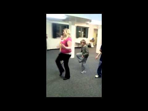 Zumba Dancing Workout Kids