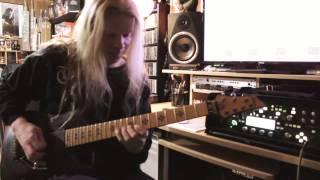 JEFF LOOMIS - Perpetual Burn (Jason Becker Cover)
